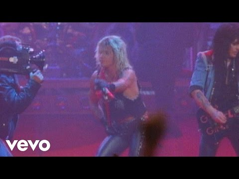 Motley Crue - Wild Side (HQ)