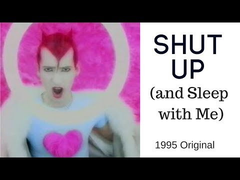 Sin With Sebastian-Shut up and sleep with me
