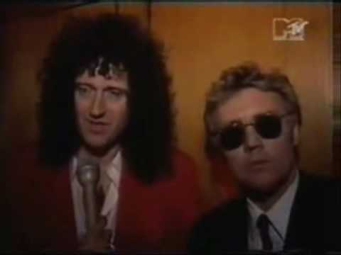 Queen Innuendo Release Party TV Report 1991