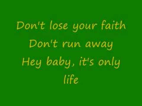 It's Only Life-Kate Voegele [Lyrics]