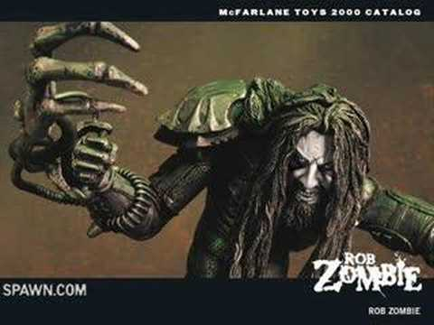 Rob Zombie and Ozzy Ozbourne Iron Head