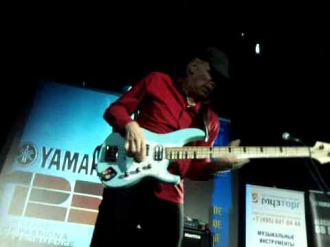 Billy Sheehan (мастер-класс) / Moscow/ B-2/  6/12/12