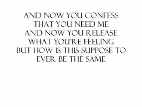 OneRepublic - It's A Shame [lyrics]