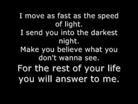 MUTINY WITHIN - BORN TO WIN with lyrics