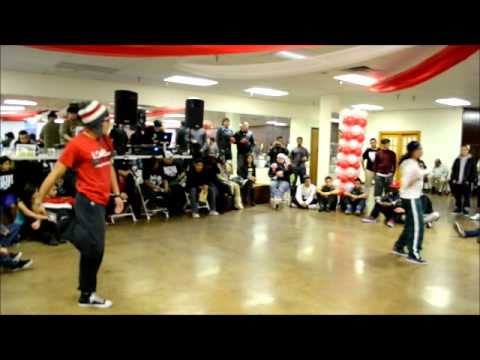 Bionik VS Hybrid All-Styles Battle At Battle For The Gifts 2011