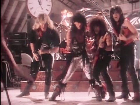 Ratt - Round And Round (Official Video)