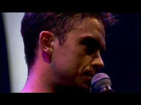 Robbie Williams - My way (Frank Sinatra Cover)