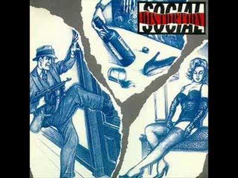 Social Distortion- Ring of Fire