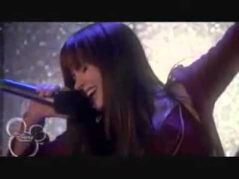 Camp Rock- Demi Lovato 'This Is Me' FULL MOVIE SCENE (HQ).flv