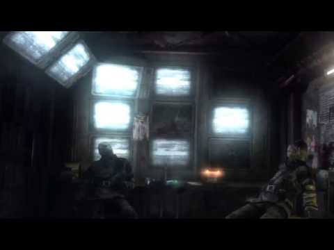 Dead Space 3 AMV Nonpoint-In The Air Tonight-