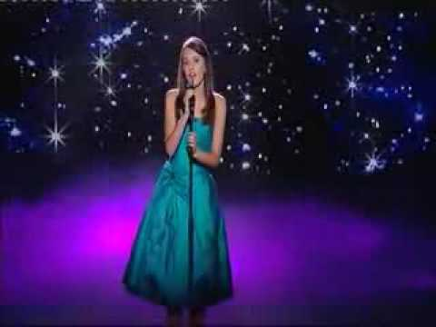 Faryl Smith Amazing Grace semi final Britain's got talent