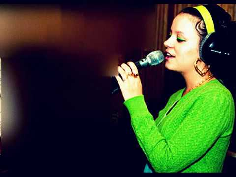 Lily Allen cover of the Kooks 'Naive'
