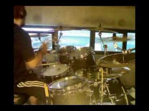 Fear factory slave labor REDRUMmer deve real drum audio