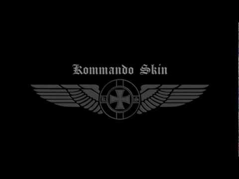 Kommando Skin - The Skinheads Come Back