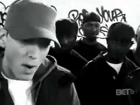 Mos Def Feat. Black Thought & Eminem - Freestyle (The Cypher)