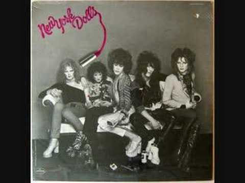 New York Dolls - Subway Train