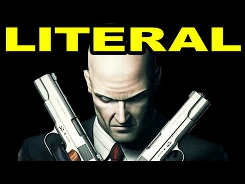LITERAL Hitman Absolution Trailer