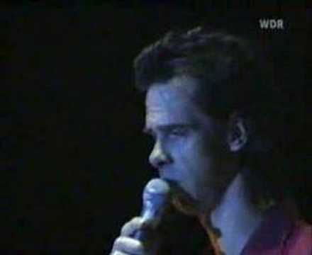 Nick Cave and the Bad Seeds -- Nobody's Baby Now