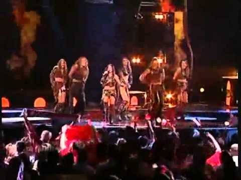 Eurovision 2004 Ukraine (Final) - Ruslana - Wild dances.flv