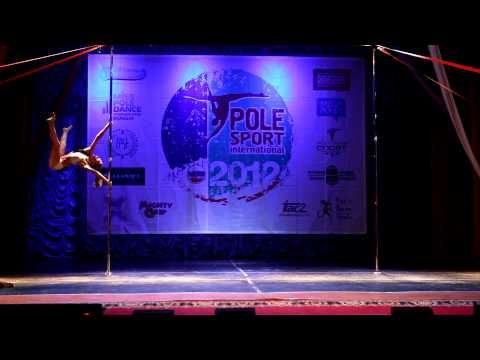 Антонова Анна - Pole Sport International 2013