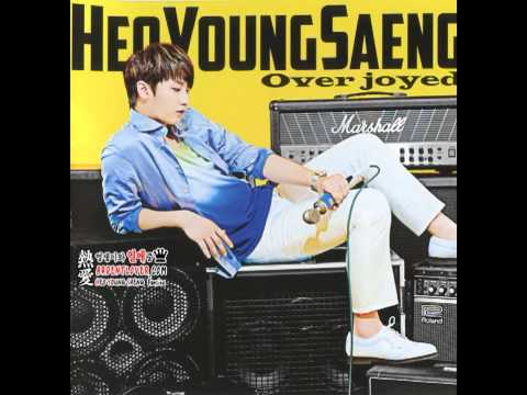 [Track 06] Heo Young Saeng - Crying [Jap. Ver.] [LYRICS/TRANS in DESCRIPTION]