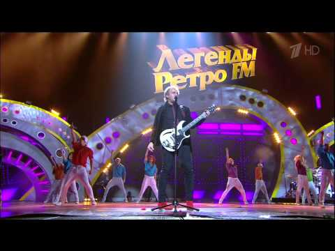 Secret Service - Ten O'Clock Postman  Live Retro FM Moscow 2012 FullHD