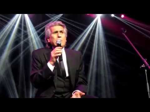 TOTO CUTUGNO-UN ITALIANO VERO IN ROMANIA-27 FEB.2015-SALA PALATULUI-BUCHAREST