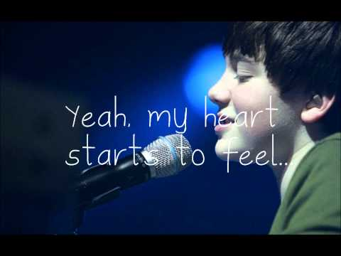 Heart Like Stone - Greyson Chance (STUDIO VERSION - LYRICS ON SCREEN) ♥