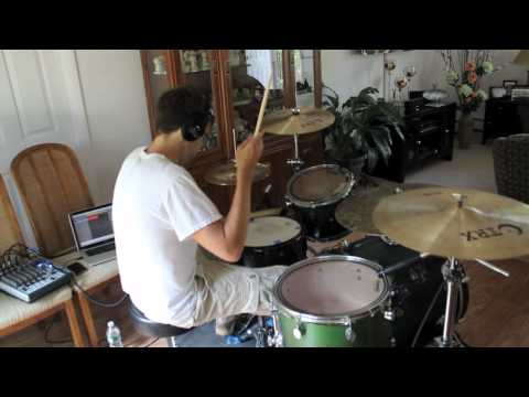 The Script - Hall of Fame (feat. will.i.am) Drum Cover - Andrew Weber