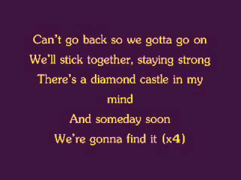 Barbie and the Diamond Castle - We're Gonna Find It ( Pop Version ) w/lyrics