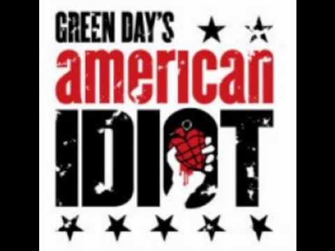 Wake me up when September ends american idiot the musical
