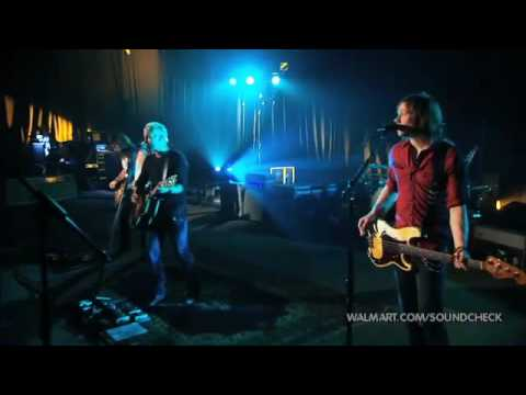 Lifehouse - It Is What It Is (Live @ Walmart Soundcheck 1 May 2010)