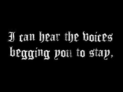 Avenged Sevenfold - Save Me - Lyrics