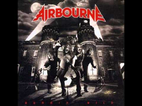 Airbourne- Cheap Wine and Cheaper Women