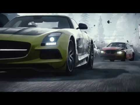 NFS Rivals gameplay trailer [Bomfunk MCs - Turn It Up.mp3] by #OPsh1t.com