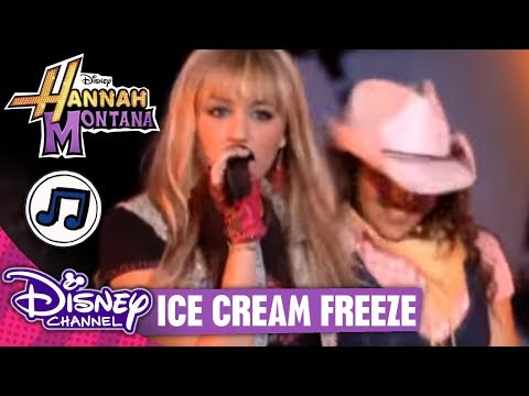 Hannah Montana - Ice Cream Freeze - Musikvideo