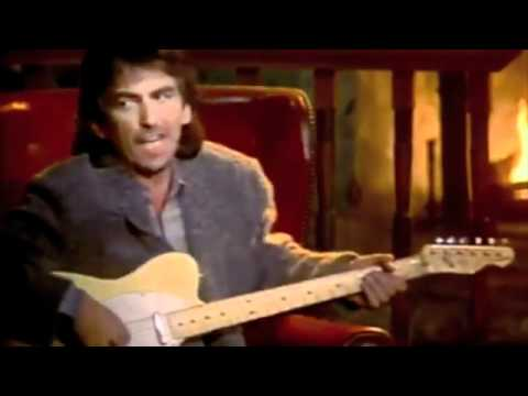 George Harrison-Got my mind set on you