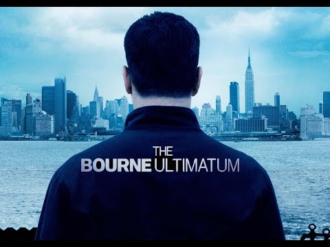 The Bourne Ultimatum - Extreme Ways