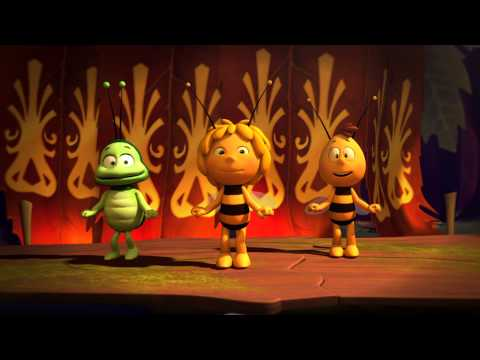 Maya the Bee - Maya Dance