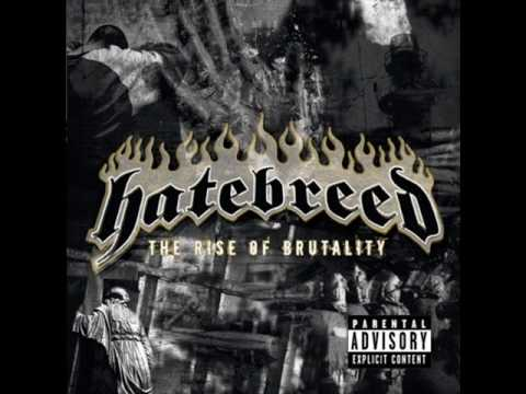 Confide In No One - Hatebreed