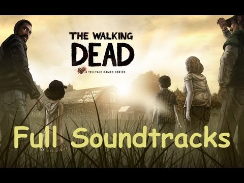 The Walking Dead game Soundtrack - FULL