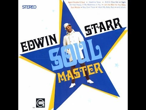 Edwin Starr - Oh How Happy