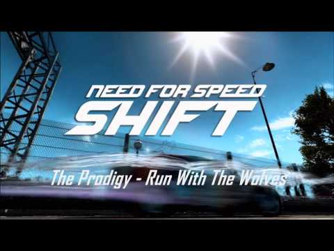 "Need For Speed Shift OST ""The Prodigy - Run With The Wolves"""