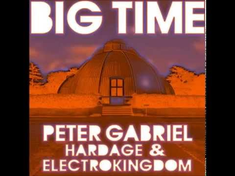 Electrokingdom - Big Time feat Peter Gabriel & Hardage (VB Acoustic)