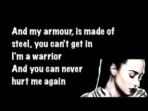 Demi Lovato Warrior Lyrics