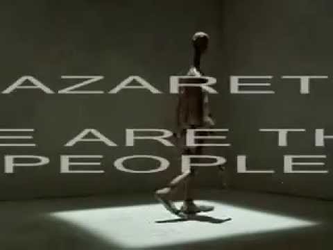 NAZARETH - we are the people