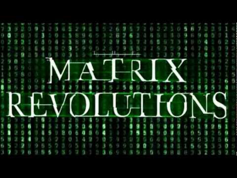 Don Davis & Juno Reactor - Navras Neodämmerung [the Matrix Revolutions OST] with Lyrics!