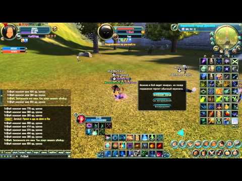 Perfect World.(PvP) Cleric vs Warrior/ =LoRD=pg (Прист) vs Tri$taR (Вар)