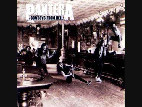 Pantera - Domination (HQ Studio version W/ lyrics)