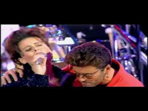 Queen, George Michael & Lisa Stansfield - These Are The Days Of Our Lives